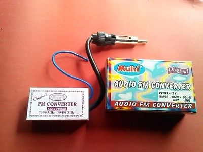 FM Band Frequency Expander