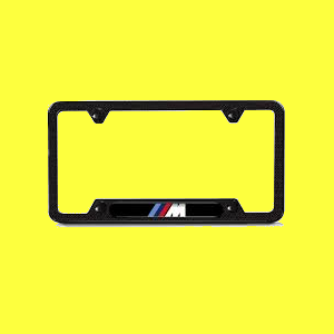 Number plate holders(3)