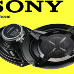 Speakers Sony 6' X 9' 420w