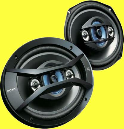 Sony Car Speaker(1)
