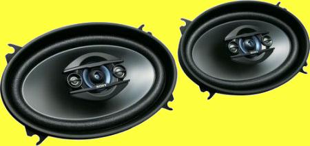 Sony Car Speaker(2)