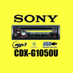 G1050u Sony with USB, CD