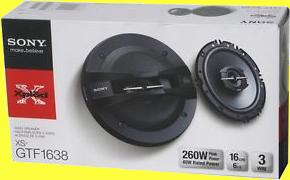 USpeakers Sony 6 210