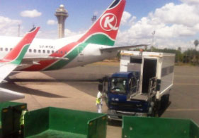 Kenya Airways Expands Enigma Skyline GPS Tracking with New Driver ID System