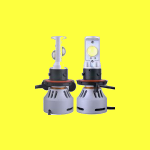 H4 Halogen Bulbs