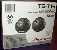 Pioneer Twitter Speakers(2)